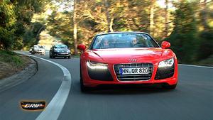 Erstkontakt -  Audi R8 Spyder | Aus Zweiter Hand - Det sucht 6er BMW | Service - Garantieversicherun