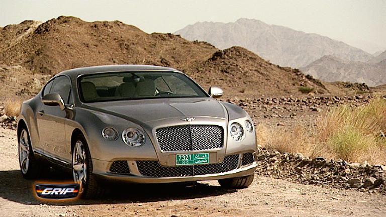 Crème de la Chrom - Bentley GT
