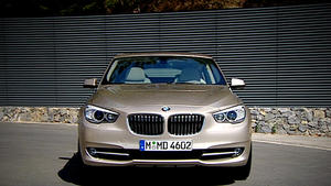 Experiment - Beschleunigung Extrem | Aus Zweiter Hand - Det sucht Granada | Erstkontakt - BMW 5er GT