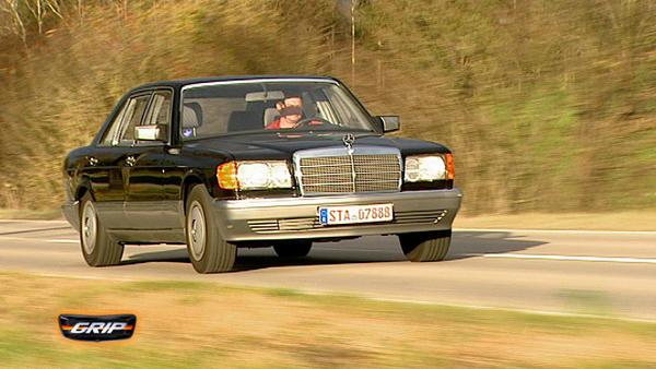 Reportage - Matthias und Axel Stein im Skoda Yeti in USA | Aus zweiter Hand - Det sucht Mercedes S-K