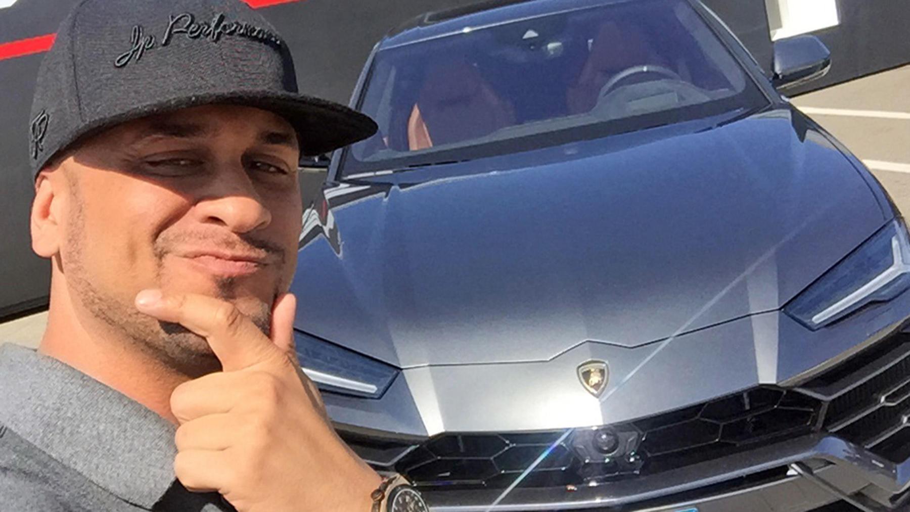 JP Kraemer checkt den Lamborghini Urus