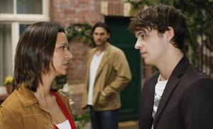 Was läuft da zwischen Silke und Tobias?