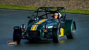 Erstkontakt - Roadster im Extremtest