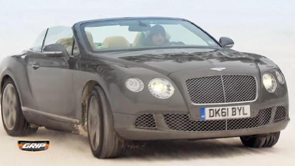Erstkontakt - Bentley Continental GTC | Aus zweiter Hand - Det sucht S-Klasse