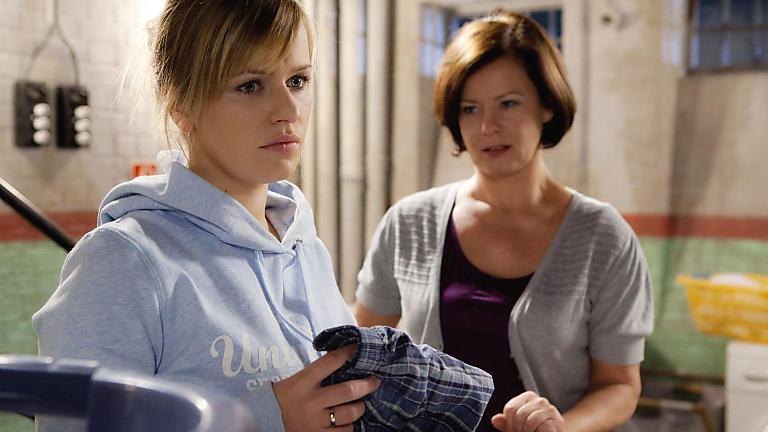 Streit bei Anna und Irene