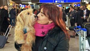 Tierstation am Flughafen Frankfurt