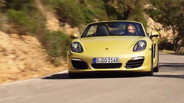 Der neue Porsche Boxster - Rewaco-Trike - Reifentest - Det sucht Power Roadster