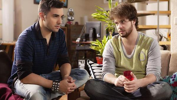 Tobias und Paco: Wahre Freundschaft