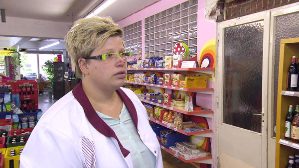 36-Jährige beißt dicker Supermarktleiterin in die Nase