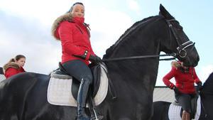 """Vorbereitung der Pferde auf """"Apassionata"""""""