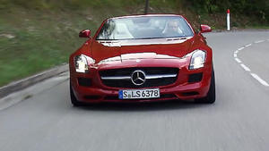Erstkontakt - Mercedes SLS AMG Roadster   Experiment - Scream Queen   Aus zweiter Hand - Dets Top 5
