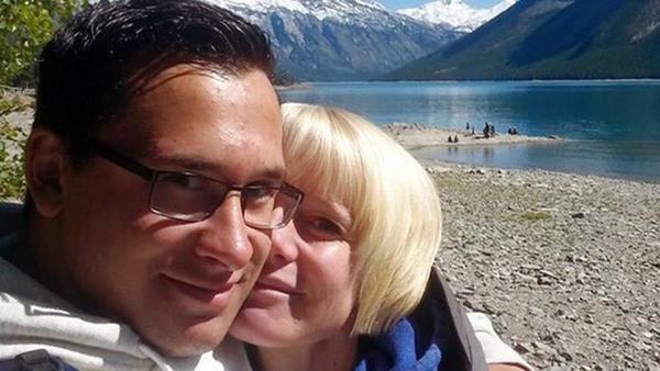 Familie: Alex Mejuto und Melanie Wichmann