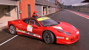Ferrari 458 Challenge - Helges Zeitreise - Werkstatt-Tipps