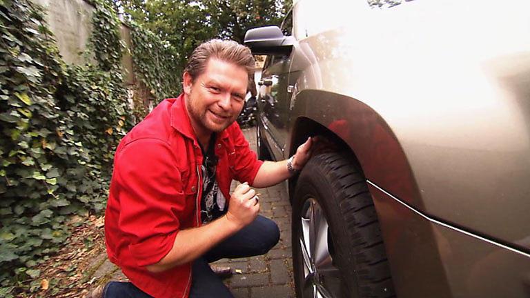 Kinder-Challenge - Det sucht Luxus-SUV