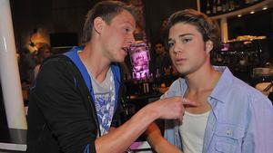 Zerbricht die Freundschaft von Vince und Zac?