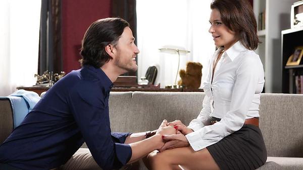 Malte und Britta: Der Heiratsantrag!