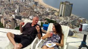 Brasilien: Ronald Schill, Familie Leonhardi und Familie Blankenhorn