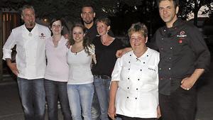 Die Kochprofis im Kornhaus in Mornshausen