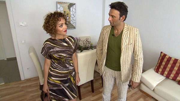 Heimspiel für Makler Aria Didari